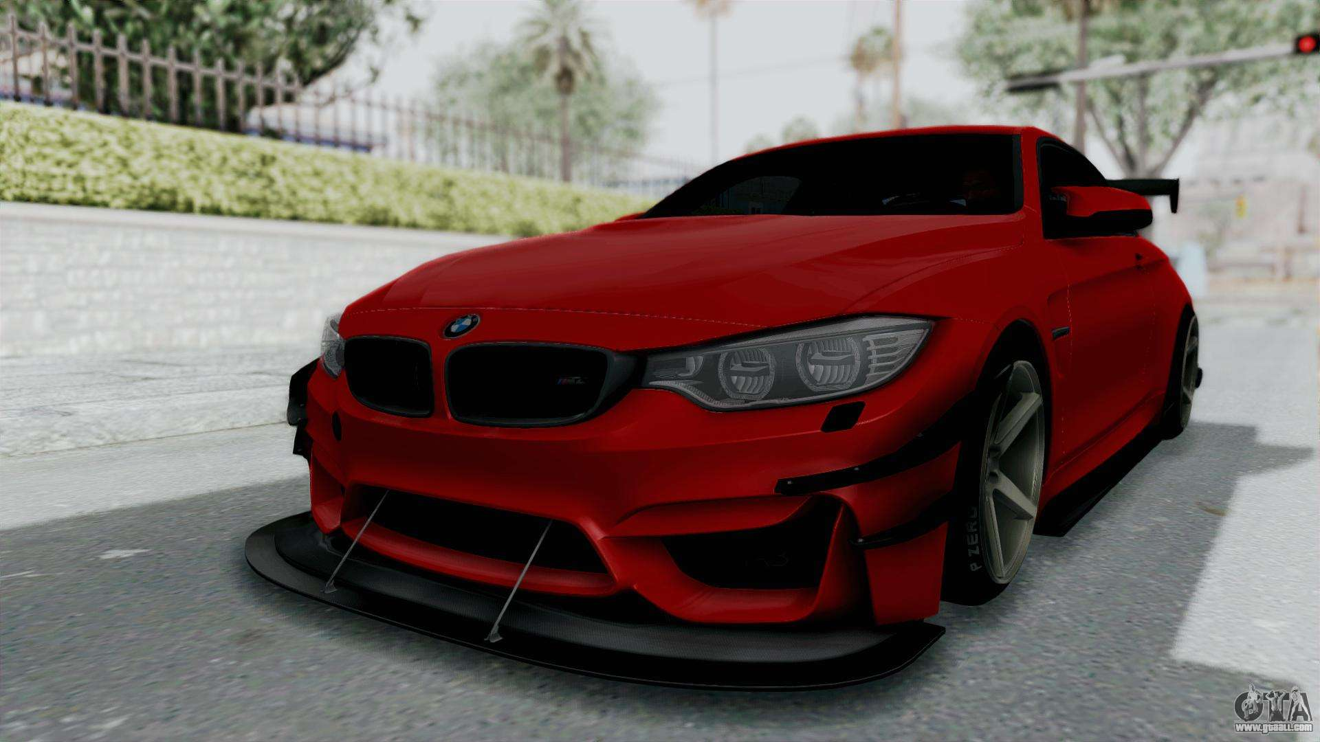 bmw m4 f82 race tune for gta san andreas. Black Bedroom Furniture Sets. Home Design Ideas