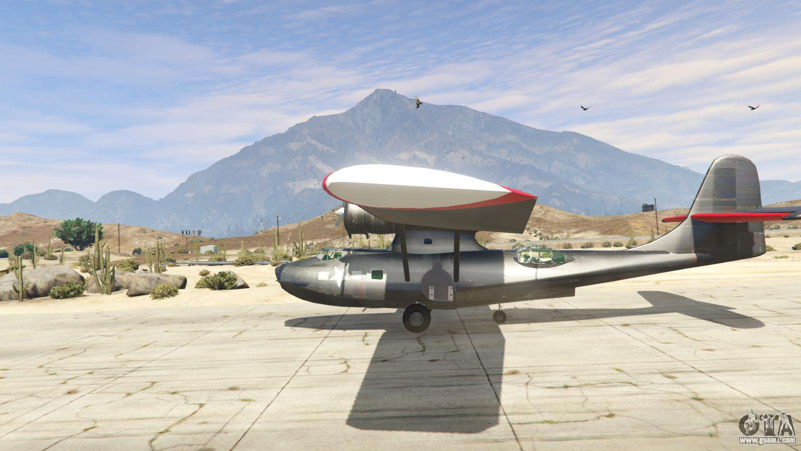 Pby 5 catalina for gta 5 for The catalina