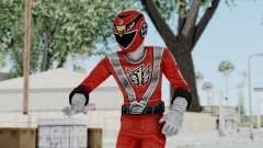 Power Rangers RPM - Red