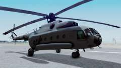 Mi-8 Croatian for GTA San Andreas