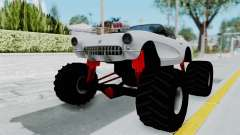 Chevrolet Corvette C1 1962 Monster Truck