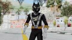 Power Rangers RPM - Black