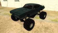 1969 Pontiac GTO Monster Truck