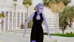 Mass Effect 3 Aria TLoak Gunn Dress