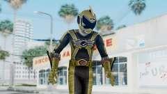 Power Rangers RPM - Gold