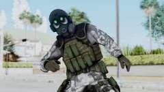 Black Mesa - HECU Marine v1 for GTA San Andreas