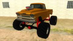 1958 Chevrolet Apache Monster Truck
