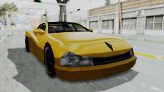 Cheetah ZTR v1 for GTA San Andreas