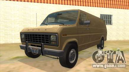 Ford E-250 Extended Van 1979 for GTA San Andreas