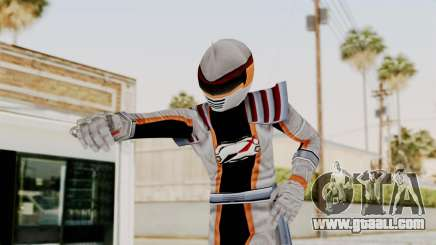 Power Rangers Operation Overdrive - Mercury for GTA San Andreas