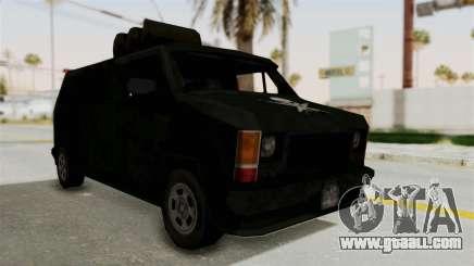 Boodhound Burrito - Manhunt 2 for GTA San Andreas