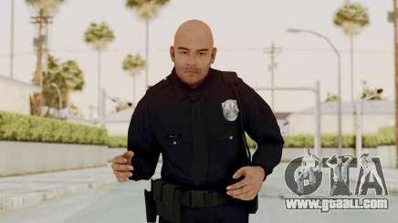 GTA 5 LV Cop for GTA San Andreas
