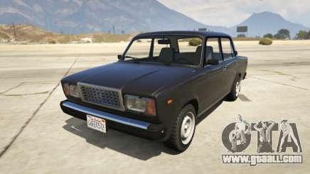 Lada 2107 for GTA 5