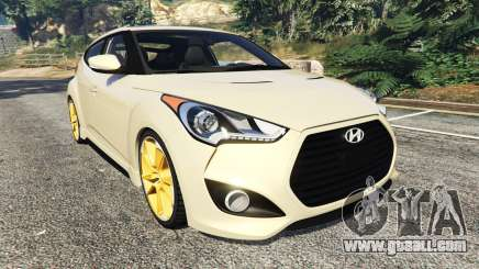 Hyundai Veloster Turbo for GTA 5