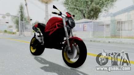 Ducati Monster for GTA San Andreas