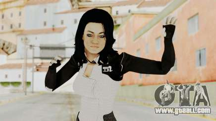 Mass Effect 3 Miranda for GTA San Andreas