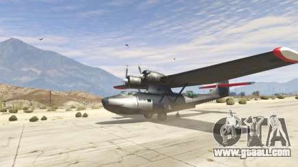 PBY 5 Catalina for GTA 5