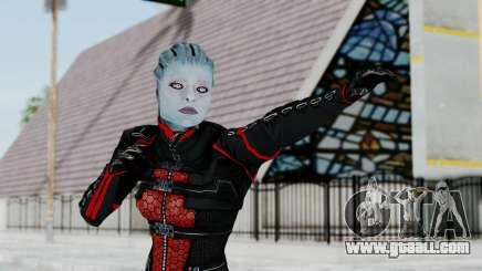 Mass Effect 2 Monrith Commando for GTA San Andreas