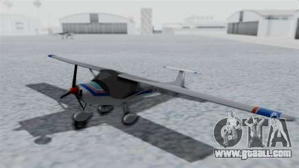 Ultralight Allegro 2000 v4 for GTA San Andreas
