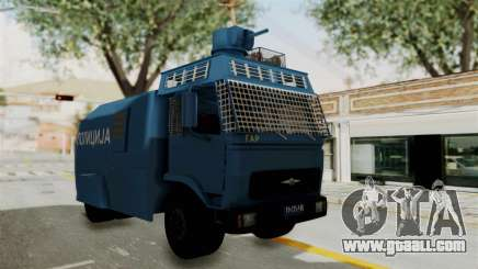 FAP Water Cannon for GTA San Andreas
