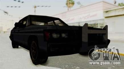 Cruiser from Manhunt 2 for GTA San Andreas