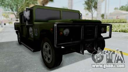 Patriot from Manhunt 2 for GTA San Andreas