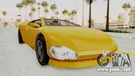 GTA 3 Infernus for GTA San Andreas