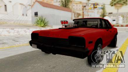 Dodge Monaco 1974 Drag for GTA San Andreas