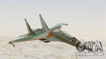 SU-30 MKI for GTA San Andreas