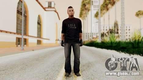 GTA 5 Tattooist v1 for GTA San Andreas second screenshot