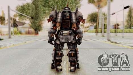 UT2004 The Corrupt - Virus for GTA San Andreas third screenshot
