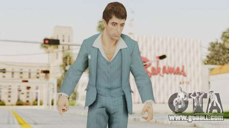 Scarface Tony Montana Suit v3 for GTA San Andreas