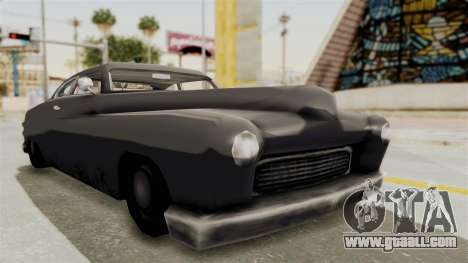 Beta VC Hermes for GTA San Andreas right view