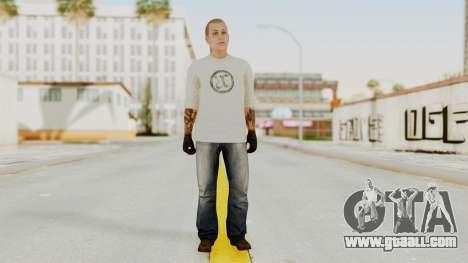 GTA 5 Tattooist v2 for GTA San Andreas second screenshot