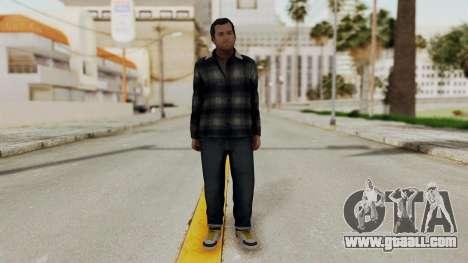 GTA 5 Michael v1 for GTA San Andreas second screenshot