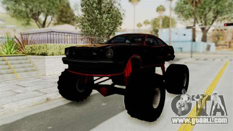 Ford Mustang King Cobra 1978 Monster Truck for GTA San Andreas