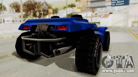 BF Buggy for GTA San Andreas right view