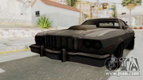 Ford Gran Torino 1975 Special Edition for GTA San Andreas back left view