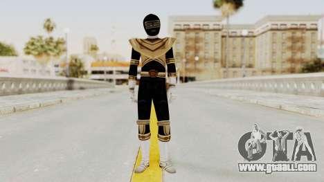 Power Ranger Zeo - Gold for GTA San Andreas second screenshot