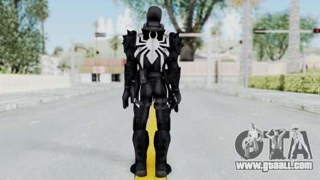 Marvel Heroes - Agent Venom for GTA San Andreas third screenshot