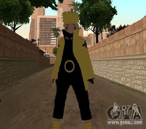 Naruto Ashura for GTA San Andreas