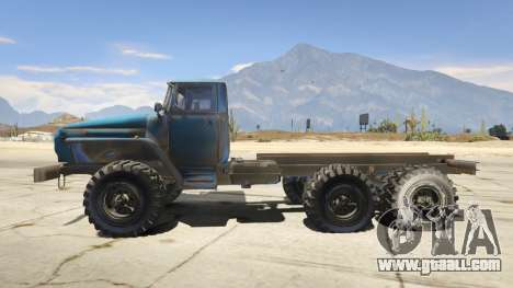 Ural-4320 1.2 for GTA 5