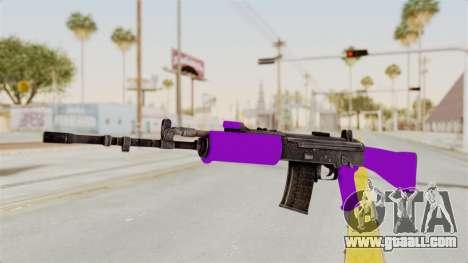 IOFB INSAS Violet for GTA San Andreas