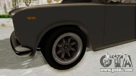 Seat 1430 FU for GTA San Andreas back view