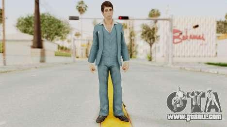 Scarface Tony Montana Suit v3 for GTA San Andreas second screenshot
