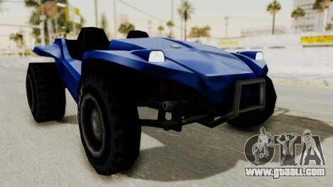 BF Buggy for GTA San Andreas