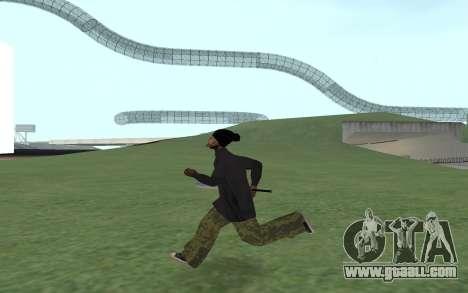 New Ballas 3 for GTA San Andreas third screenshot