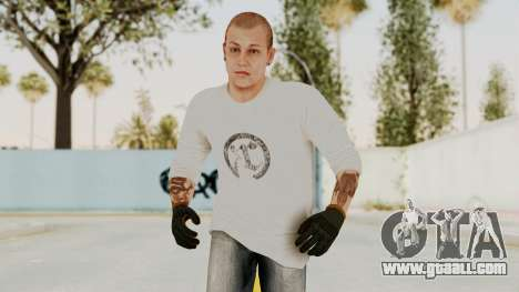 GTA 5 Tattooist v2 for GTA San Andreas