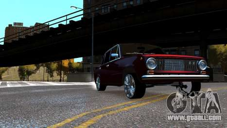 VAZ 21011 Style for GTA 4 right view