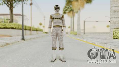 Power Rangers In Space - Silver for GTA San Andreas second screenshot